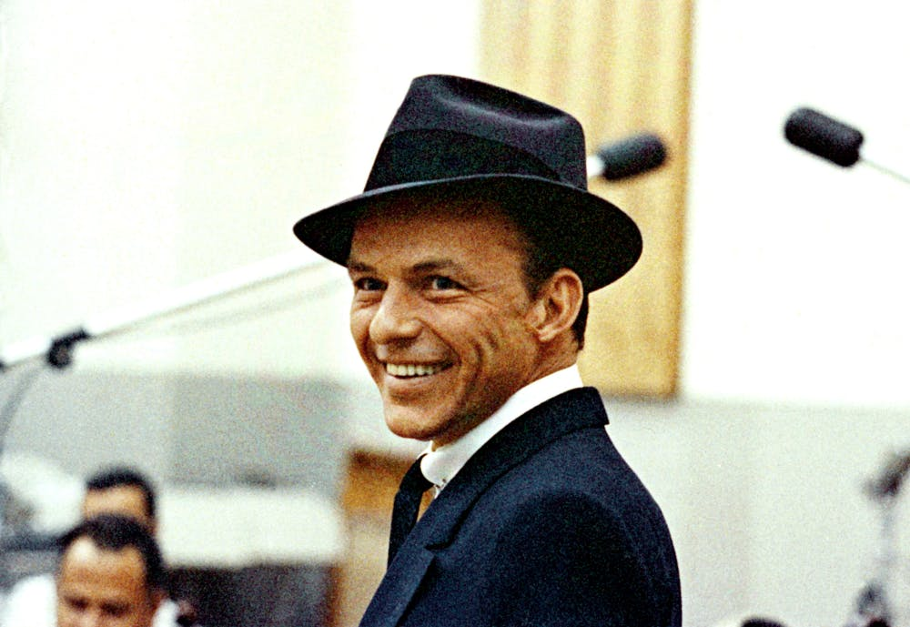 Sinatra Nothing But The Best. Featuring The Nick Dawson Trio