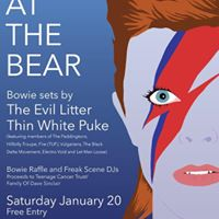 Bowie at The Bear