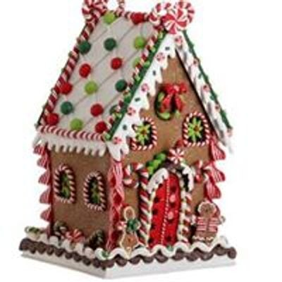 Gingerbread Cottage Craft Show