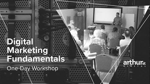Digital Marketing Fundamentals - One-Day Workshop