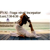 PYA1- Yoga nivel incepator cu Nico