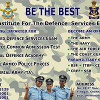 Coaching For The Defence Services Exam.