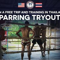 Sparring Tryouts Win A Free Trip to Thailand