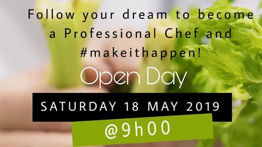 Discover Culinary Institute of Cape Town - Open Day 2019
