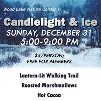 Candlelight &amp Ice New Years Eve Program