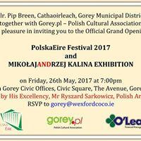 PolskaEire Festival 2017 National Launch