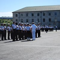 Basic Training (serial 1) Graduation Parade