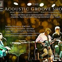 The Acoustic Groove Show