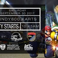 Go-Karts by SU Car Club &amp UNSW Car Society