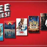Free Movie Night - Thursday April 27th