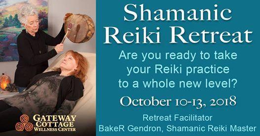 Shamanic Reiki Retreat
