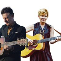 An Acoustic Evening with Lyle Lovett and Shawn Colvin