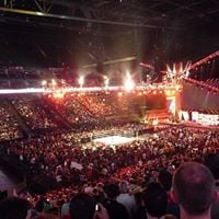 WWE NXT Takeover at the Staples Center