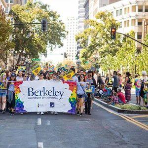 Cal at Oakland Pride