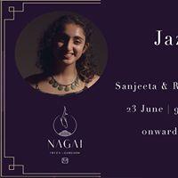 Friday Jazz with Sanjeeta &amp Rhythem