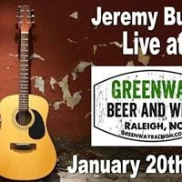 Jeremy Burns at Greenway Beer and Wine