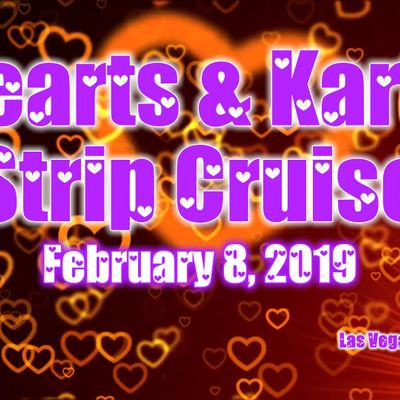Hearts and Karts - Las Vegas Strip Cruise