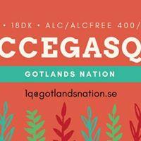 Luccegasque p Gotlands nation