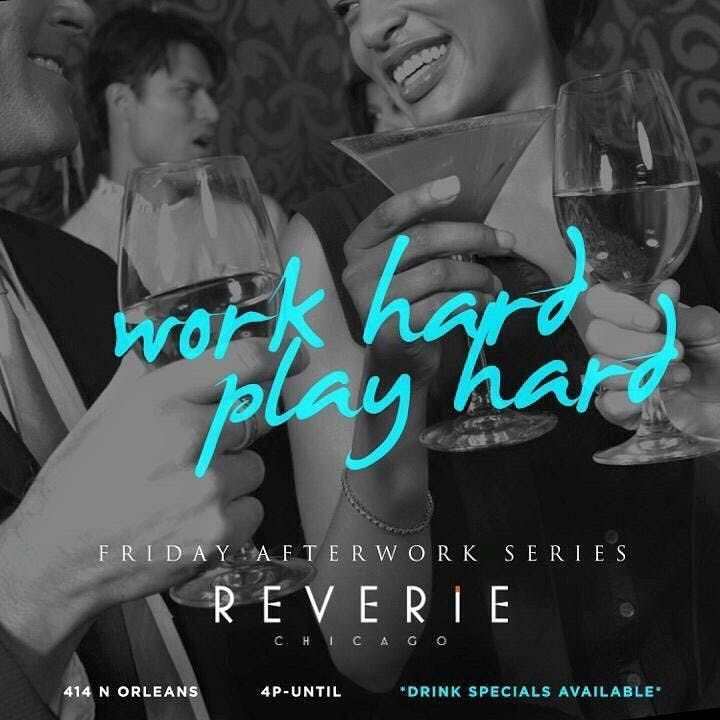 WorkHardPlayHard Happy Hour by the MOVEMAKERS