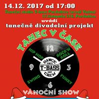 TANEC V ASE- Vnon show T-BASS Pardubice