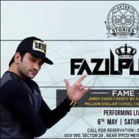 Fazilpuria Performing Live Saturday