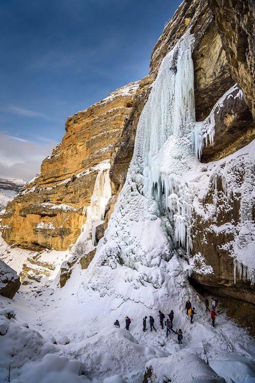 Laza Waterfall Hiking