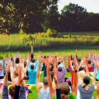 Yoga in Branch Brook Park