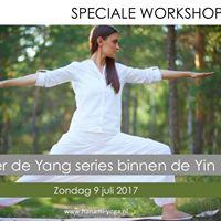 6 pl vrij  Yang Flow &amp Yin