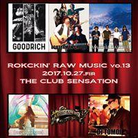 Rockin Raw Music vol.13
