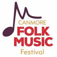 Leonard Podolak at Canmore Folk Music Festival