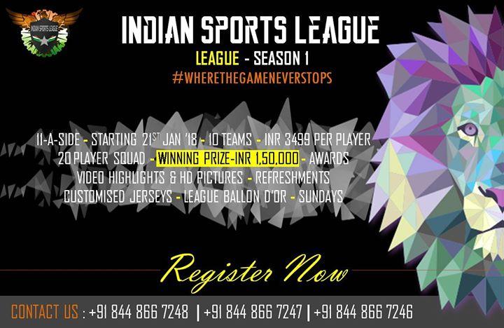 League Season-1 by The Fliq League