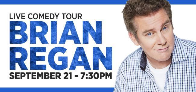 live comedy tour brian regan at rp funding center lakeland