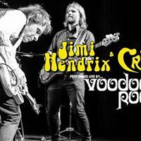 Barnsley Hendrix &amp Cream by Voodoo Room
