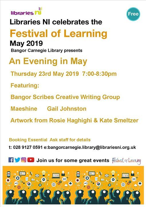An Evening in May FestivalofLearning