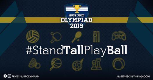 NUST - PNEC Olympiad 2019