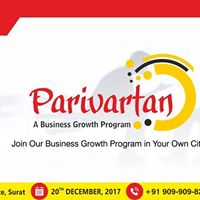 Parivartan - A Business Growth Program