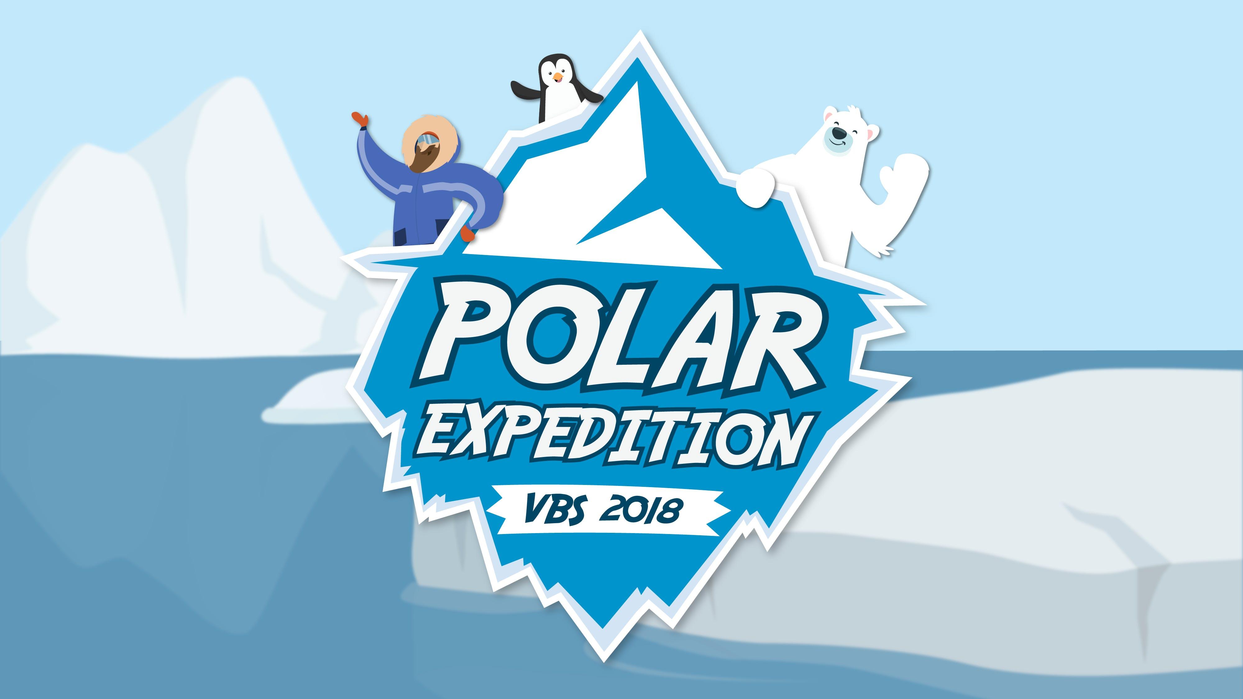 Ashland Church VBS  Polar Expedition