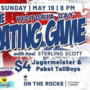 Victoria Weekend Dating GAME