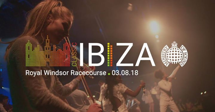 Ministry of Sounds Classic Ibiza with The Urban Soul Orchestra