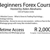 Forex trading course for beginners in south africa