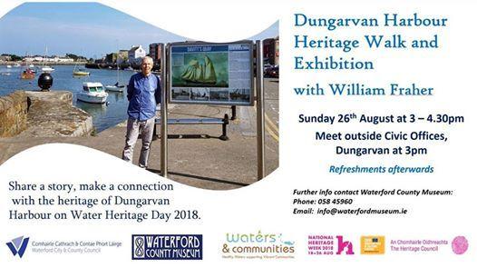 Dungarvan Harbour Heritage Walk and Exhibition