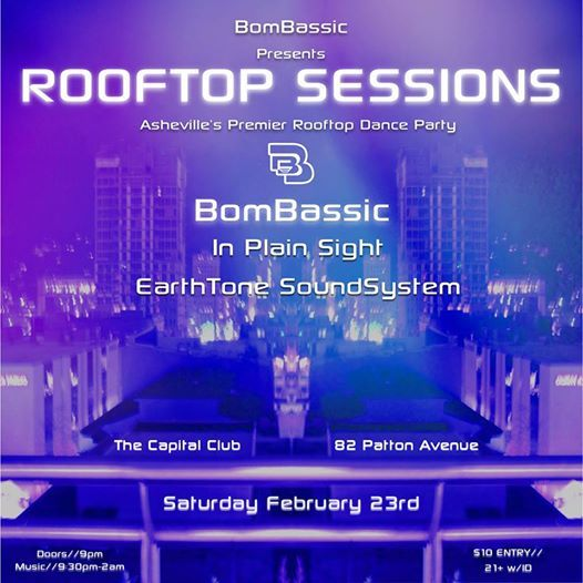 BomBassic Presents Rooftop Sessions