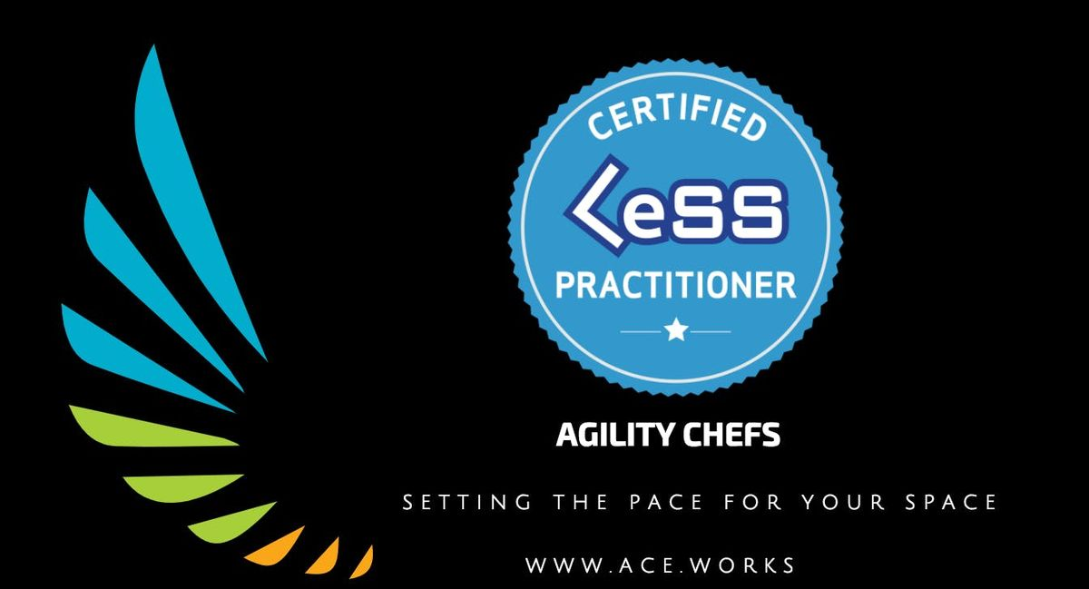 Dublin Certified LeSS Practitioner by Craig Larman Principles to Practices