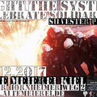 Fight The System - Celebrate Solidarity Silvester Soli-Sause