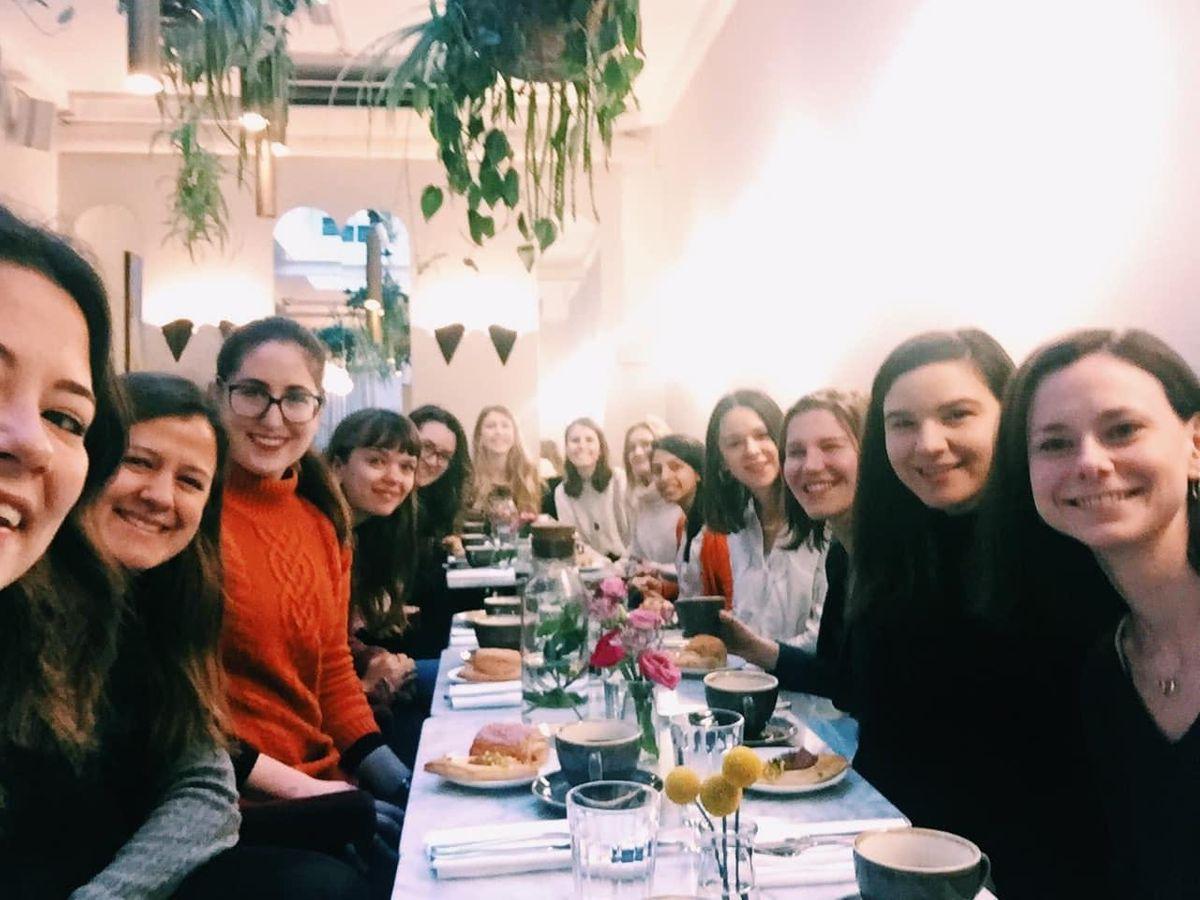 New Entrepreneurs Foundation Alumni International Womens Day Breakfast