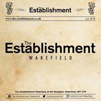 The Establishment Wakefield
