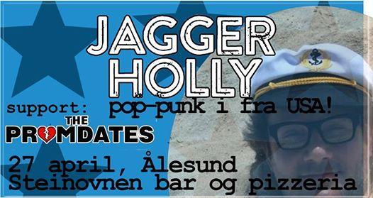 Jagger Holly  Promdates lesund