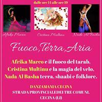Fuoco-Terra-Aria  Nada Al Basha Afrika Marco E Cristina Multinu