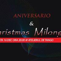 Aniversario &amp Christmas Milonga 2017