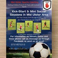 Mini Soccer Dungannon